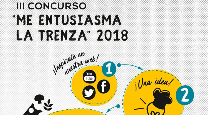 III Concurso 'Me entusiasma la Trenza' 2018